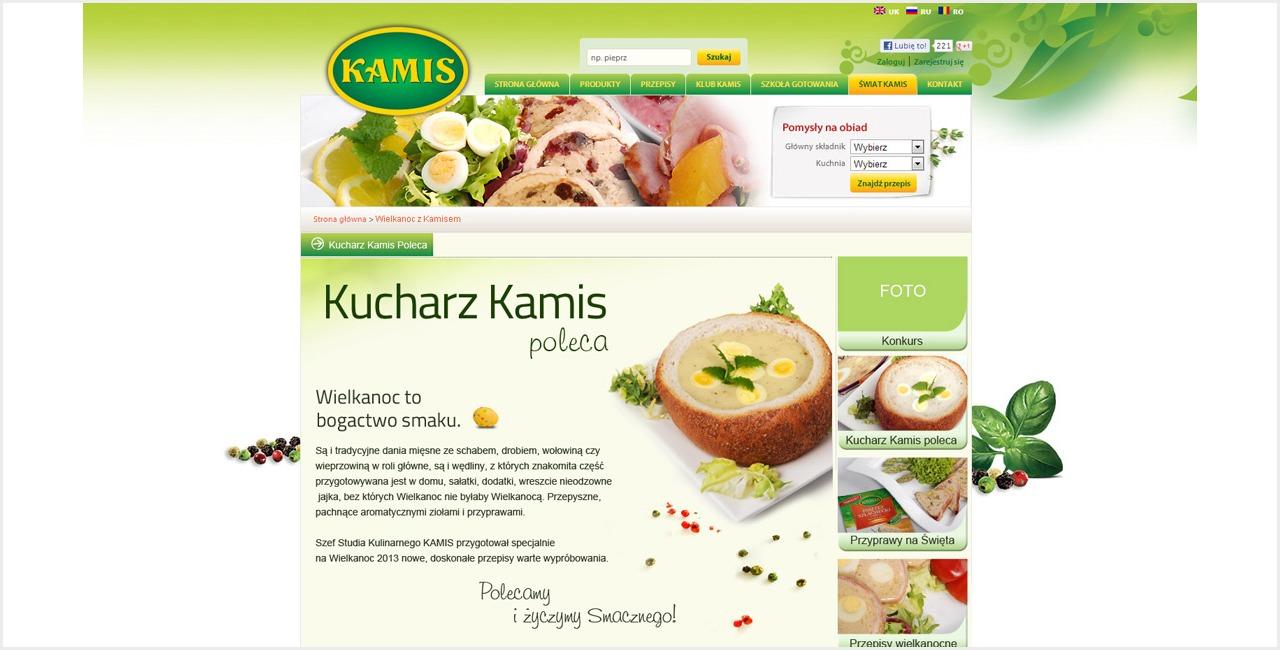 portfolio_kamis_kucharz_poleca