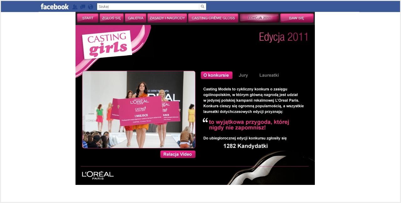 portfolio_loreal_casting_girls_edycja