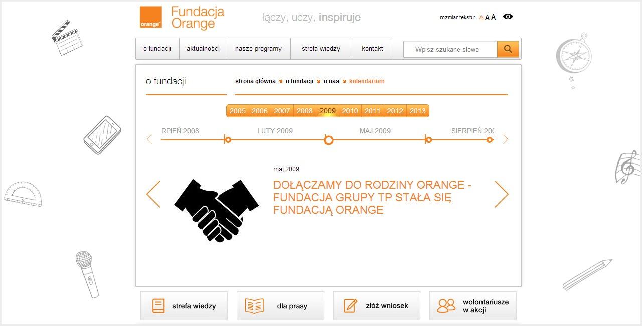 portfolio_fundacja_orange_screen_strona